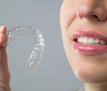 Invisalign Clear adults Braces from Dr. Spilkia in Philadelphia 19135