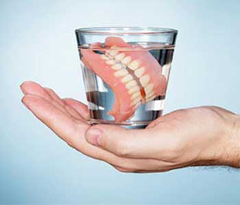 Dr.David Spilkia Proper care and dental services to maintain your dentures