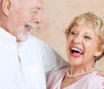 Permanent Dentures from Dr. David Spilkia