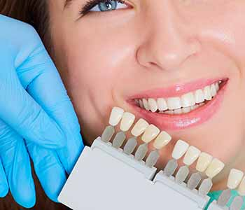 restores health and beauty to the smile with various treatments