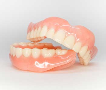 3d Structure of a Denture