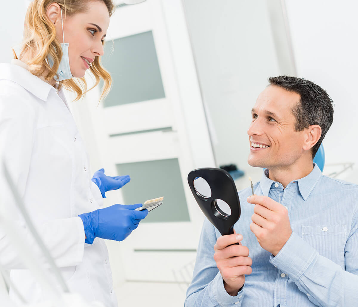 Dentist in Philadelphia, PA Area Offers Dental Implant Placement and Restoration