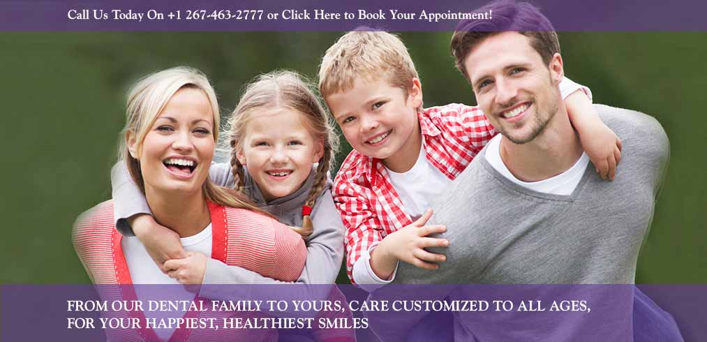 Family and Cosmetic Dentistry from Dr. David Spilkia